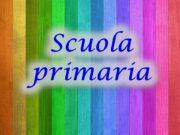 Presentazione Scuola Primaria